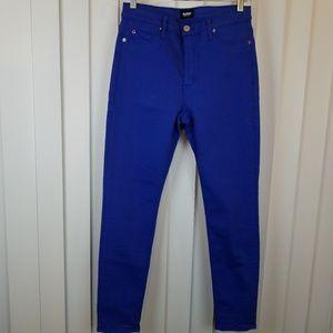 Hudson Barbara high waist skinny ankle jeans 30 br